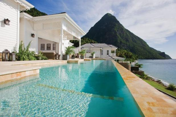 St Lucia – Sugar Beach – A Viceroy Resort