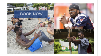 Late Availability to joint NFL Legend Randy Moss in Saint Lucia