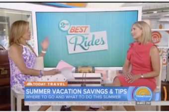Summer Vacation Savings and Tips