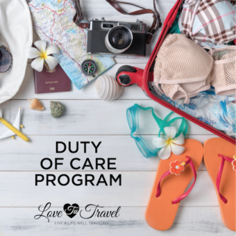 Our Duty of Care program
