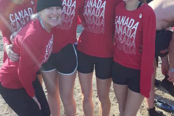 The Courage Polar Bear Dip – Oakville