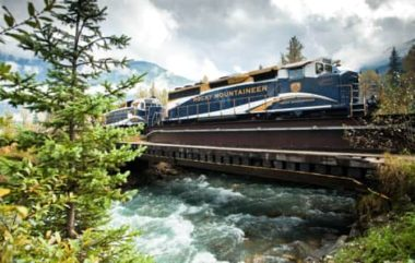 Rocky Mountaineer Early Booking Bonus!